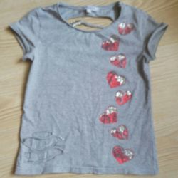 Kız Çocuk Tişörtü