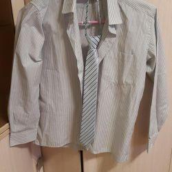 Gömlek ve kravat