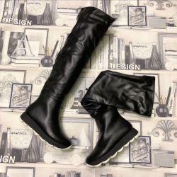 Bocanci de iarna pentru cizme de iarna