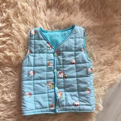 Vest for the girl