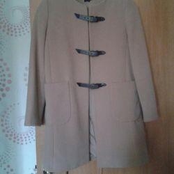 Stylish coat, autumn