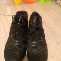 Γυναικείες μπότες άνετα φως