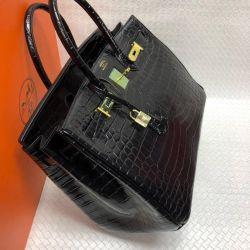 Leather bag Hermes Birkin Suite many colors