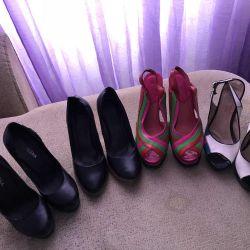 Shoes ? sandals ?