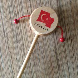 Clapper-rattle