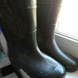 Women's rubber boots p.41