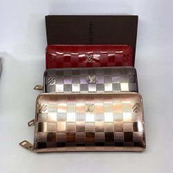Πορτοφόλι Louis Vuitton Γνήσιο Δέρμα, Καφέ