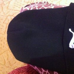 Puma şapkası