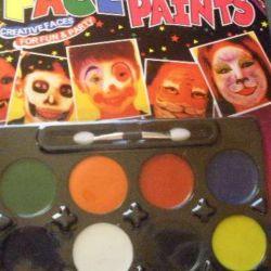 Χρώματα για καρναβάλι προσώπου και σώματος, Συμφερόπολη