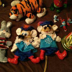 Tatlılar için hediyelik oyuncaklar
