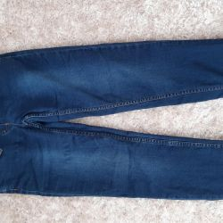 Jeans for pregnant women. as new. Size 25 26.