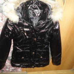 Курточка женская зимняя новая р. 44-52