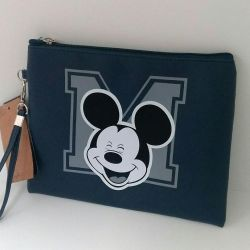 New Clutch, Wallet, Mickey Mouse bag.