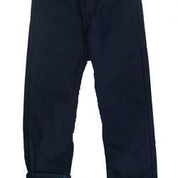 New Deloras Blue Jeans on Fleece 164 rr