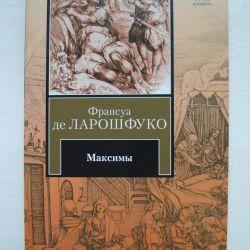 Francois De La Rochefoucauld - Maxima