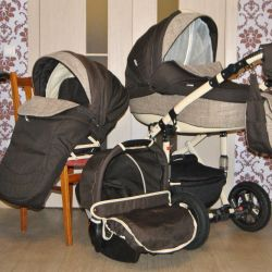 3'ü 1 arada Bebe-mobile Toscana arabası