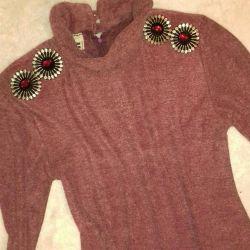 Rochie tricotată (46-48)