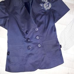 Jacket on the lining