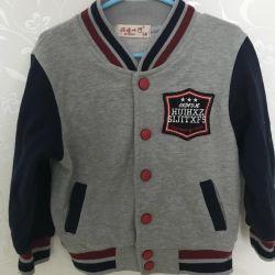 Children's bomber jacket 92-98