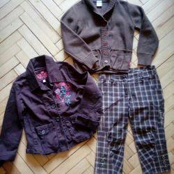 Îmbrăcăminte pentru o fată