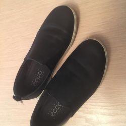 Παπούτσια παπουτσιών Ecco