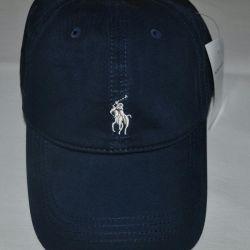 Cap / Polo Ralph Lauren / New / Leather Strap