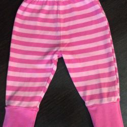Pants for a girl