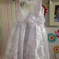 Elegant dress for 4-5 years