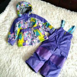 Winter suit Oldos 98 size