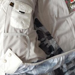 Jacheta din fabrică