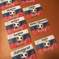 Magnets of the city chm Russia Cup 2018