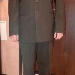 Erkek klasik takım elbise