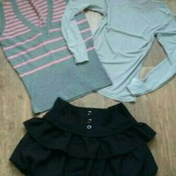 Things for a girl in school