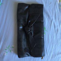 Clutch bag )