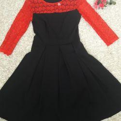 Dress, used twice