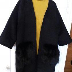 Пальто шик 48-50 размер