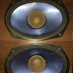 Car speakers kenwood KFC-6904