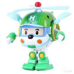 іграшка Робокар Хеллі 2 в 1: вертолeт і робот