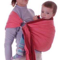 Sling with rings