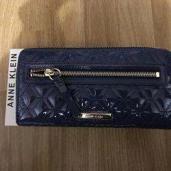 Çantalı bayan Anne Klein satacağım