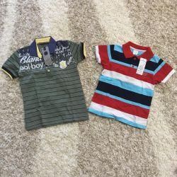 Polo (μπλουζάκια) 4-6 ετών
