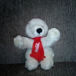 Bear from Coca-Cola.