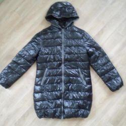 Winter long jacket