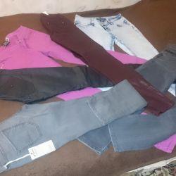 Yeni kot pantolon 42-44-46