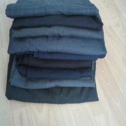 Trousers narrowed (42-44-46-48р)