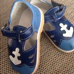 New sandals 13 cm
