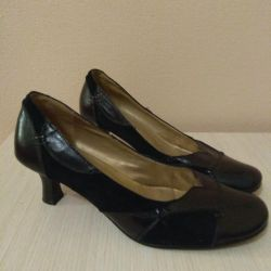 Shoes leather, 40 size