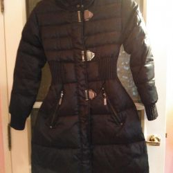 Down jacket. Winter. R. (s-m)