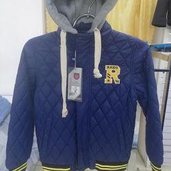 Jacket, jumpsuit