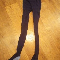Knitwear tights